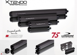 3-Lobite extension Longoni XTENDO CARBON