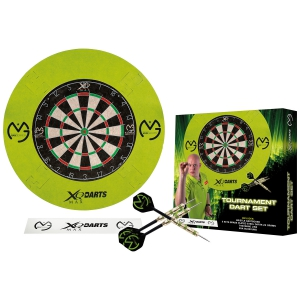 Dartbord-set Van Gerwen